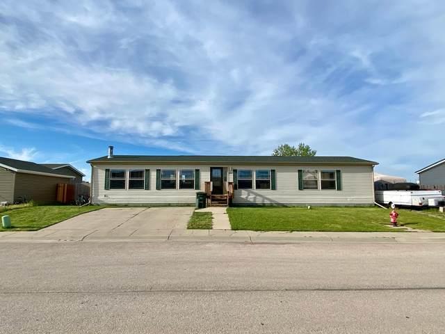 3711 Washington St -, Gillette, WY 82718 (MLS #20-770) :: 411 Properties