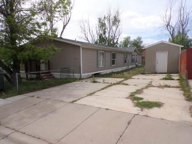903 N Fir Ave -, Gillette, WY 82716 (MLS #20-772) :: 411 Properties