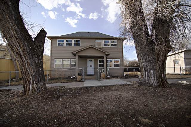 130 Gillette St, Ranchester, WY 82839 (MLS #20-78) :: The Wernsmann Team | BHHS Preferred Real Estate Group