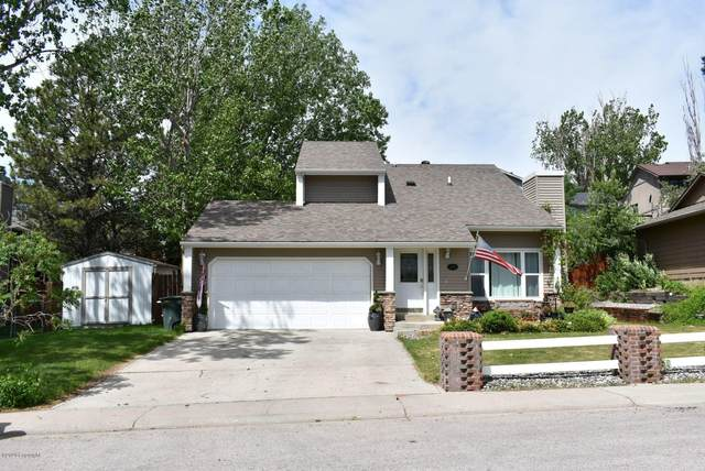 3308 Fitzpatrick Drive -, Gillette, WY 82718 (MLS #20-785) :: The Wernsmann Team | BHHS Preferred Real Estate Group