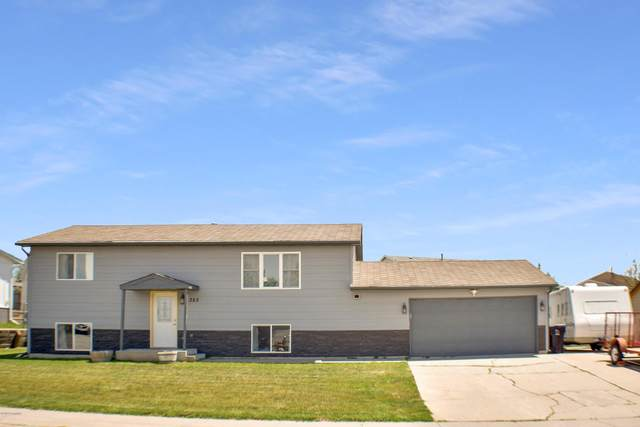 323 Willow Creek Dr -, Wright, WY 82732 (MLS #20-788) :: The Wernsmann Team | BHHS Preferred Real Estate Group