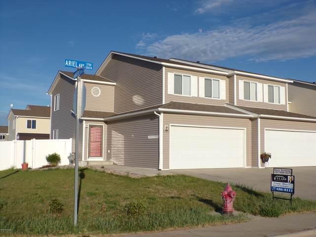 3701 Ariel Ave -, Gillette, WY 82718 (MLS #20-792) :: Team Properties