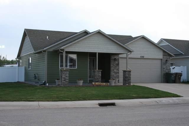 1312 Black Hills St N, Gillette, WY 82718 (MLS #20-794) :: Team Properties