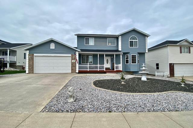 4528 Wilson Way -, Gillette, WY 82718 (MLS #20-805) :: Team Properties