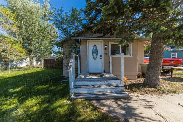 812 E 9th St -, Gillette, WY 82716 (MLS #20-806) :: Team Properties
