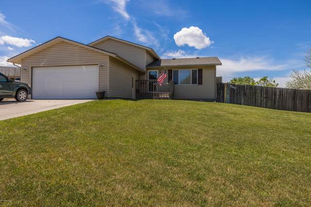 544 Sweetwater Cir -, Wright, WY 82732 (MLS #20-808) :: Team Properties