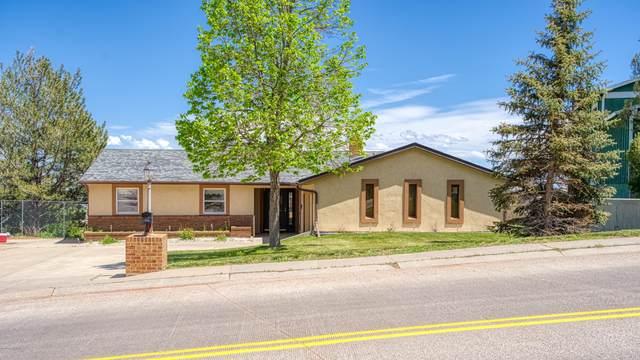 3101 Foothills Blvd -, Gillette, WY 82716 (MLS #20-811) :: Team Properties