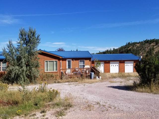 11 Foothills Dr -, Newcastle, WY 82701 (MLS #20-82) :: Team Properties