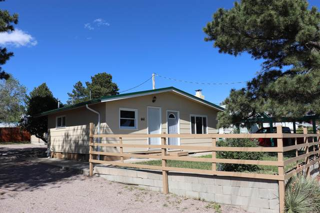 441 Cambria St -, Newcastle, WY 82701 (MLS #20-825) :: Team Properties
