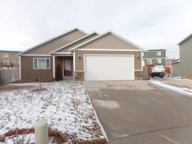 510 Blaine Ct -, Gillette, WY 82716 (MLS #20-83) :: The Wernsmann Team | BHHS Preferred Real Estate Group