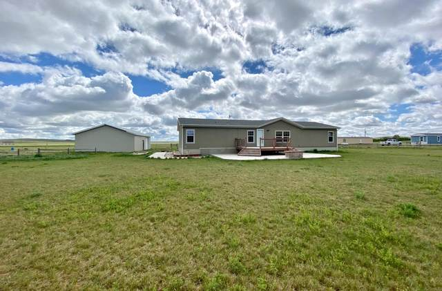 10278 Hwy 59 -, Gillette, WY 82718 (MLS #20-831) :: The Wernsmann Team | BHHS Preferred Real Estate Group