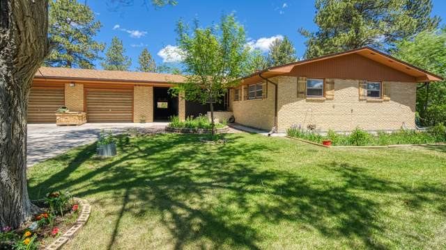 1103 6th Ave -, Upton, WY 82730 (MLS #20-841) :: The Wernsmann Team | BHHS Preferred Real Estate Group
