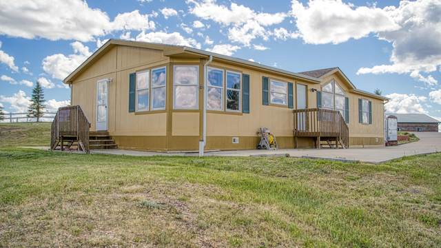 15 Pendleton Dr -, Pine Haven, WY 82721 (MLS #20-848) :: The Wernsmann Team | BHHS Preferred Real Estate Group