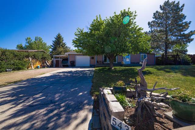 543 Sweetwater Cir -, Wright, WY 82732 (MLS #20-852) :: The Wernsmann Team | BHHS Preferred Real Estate Group