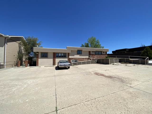 1300 W 4th St -, Gillette, WY 82716 (MLS #20-853) :: The Wernsmann Team | BHHS Preferred Real Estate Group