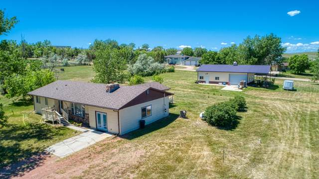 1301 Buckskin Dr -, Gillette, WY 82716 (MLS #20-866) :: Team Properties