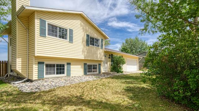 6619 Robin Dr -, Gillette, WY 82718 (MLS #20-871) :: The Wernsmann Team | BHHS Preferred Real Estate Group