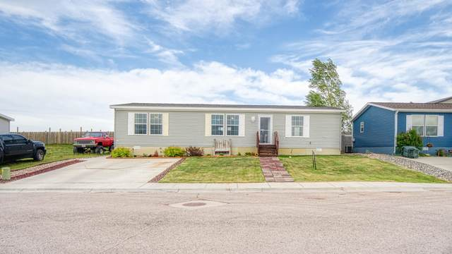 1606 Shadetree Ave -, Gillette, WY 82716 (MLS #20-876) :: The Wernsmann Team | BHHS Preferred Real Estate Group