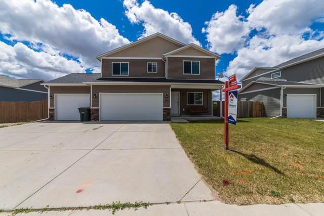 3307 Goldenrod Ave -, Gillette, WY 82716 (MLS #20-908) :: Team Properties