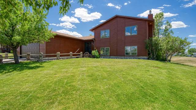 362 Willow Creek Dr -, Wright, WY 82732 (MLS #20-923) :: The Wernsmann Team | BHHS Preferred Real Estate Group