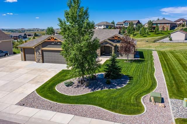 1700 Sunridge Ave -, Gillette, WY 82718 (MLS #20-937) :: Team Properties