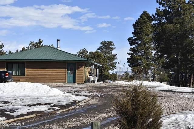 1530 Pine Street -, Upton, WY 82730 (MLS #20-945) :: Team Properties