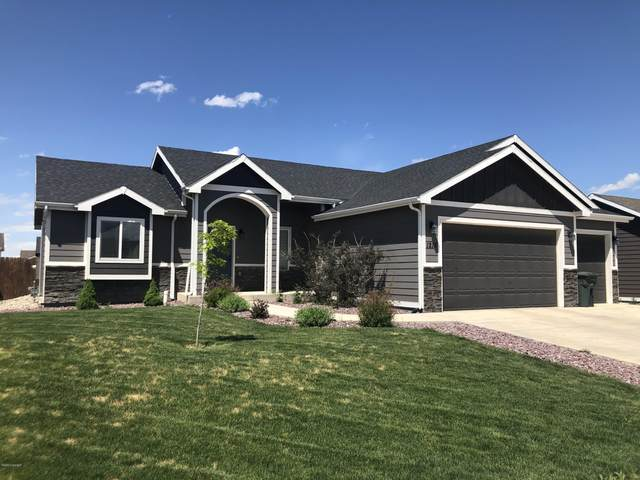1213 Pintail Dr -, Gillette, WY 82718 (MLS #20-949) :: Team Properties