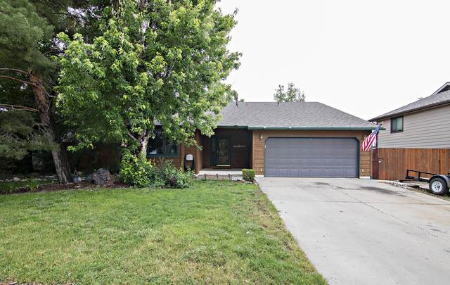 3309 Fitzpatrick Dr -, Gillette, WY 82718 (MLS #20-958) :: The Wernsmann Team | BHHS Preferred Real Estate Group