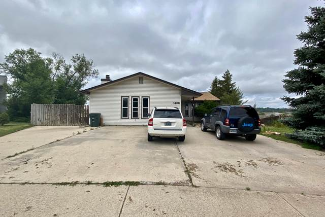 1406 O'shannon Dr -, Gillette, WY 82716 (MLS #20-965) :: Team Properties