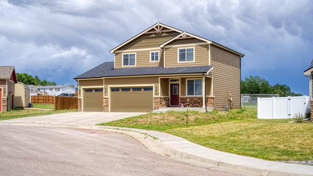 622 Chase Ct -, Gillette, WY 82716 (MLS #20-974) :: Team Properties