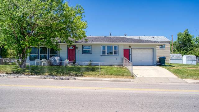 606 S Gurley Ave S, Gillette, WY 82716 (MLS #20-976) :: Team Properties