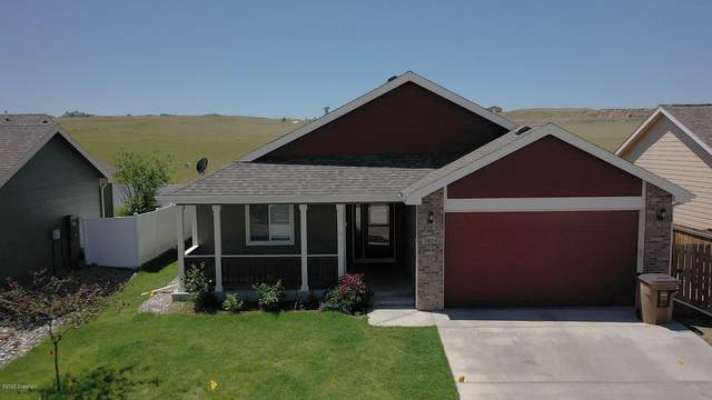 5804 Kimber Dr -, Gillette, WY 82718 (MLS #20-986) :: The Wernsmann Team | BHHS Preferred Real Estate Group