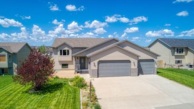 4208 Bridle Bit Court -, Gillette, WY 82718 (MLS #20-998) :: The Wernsmann Team | BHHS Preferred Real Estate Group