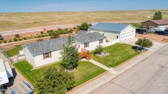306 Shadow Hill Ln -, Wright, WY 82732 (MLS #21-1002) :: Team Properties