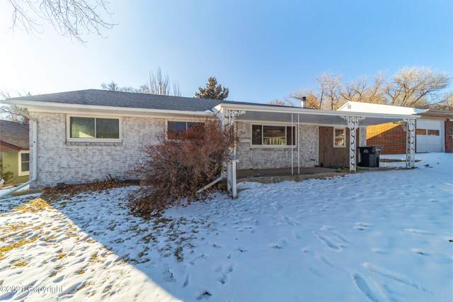 126 Springfield Ave -, Newcastle, WY 82701 (MLS #21-101) :: The Wernsmann Team | BHHS Preferred Real Estate Group