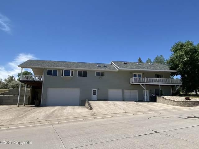 3311 Prairie St -, Gillette, WY 82718 (MLS #21-1010) :: 411 Properties