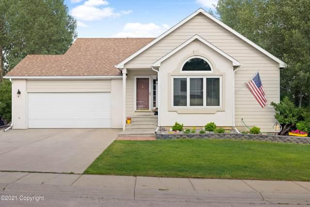 1109 W Granite St -, Gillette, WY 82718 (MLS #21-1015) :: 411 Properties