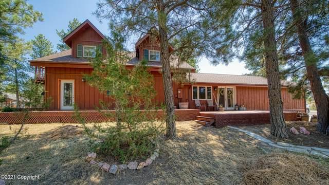 69 Pendleton Dr -, Pine Haven, WY 82721 (MLS #21-1018) :: 411 Properties