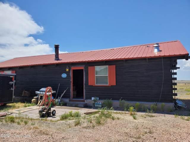 14 Juniper Hills Rd NW, Pine Haven, WY 82721 (MLS #21-1027) :: 411 Properties