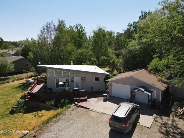 257 Pine Haven Road -, Pine Haven, WY 82721 (MLS #21-1028) :: 411 Properties