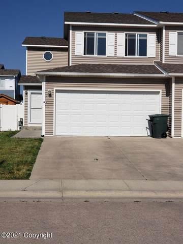 3710 Miranda Ave -, Gillette, WY 82718 (MLS #21-1029) :: 411 Properties