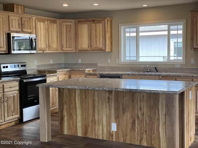 114 W Lincoln St -, Sundance, WY 82729 (MLS #21-1030) :: 411 Properties