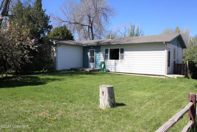 502 Rohan Ave -, Gillette, WY 82716 (MLS #21-1031) :: 411 Properties