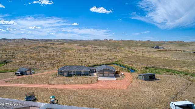 4001 High Cliff Ct -, Gillette, WY 82718 (MLS #21-1035) :: The Wernsmann Team   BHHS Preferred Real Estate Group