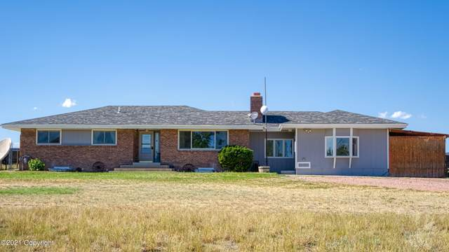 706 Gold Road -, Gillette, WY 82716 (MLS #21-1039) :: The Wernsmann Team   BHHS Preferred Real Estate Group