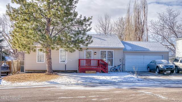 717 Cabin Dr -, Gillette, WY 82718 (MLS #21-104) :: The Wernsmann Team | BHHS Preferred Real Estate Group
