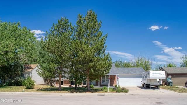 2309 Lodahl Ave -, Gillette, WY 82718 (MLS #21-1040) :: 411 Properties