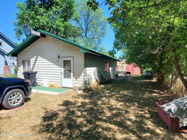 215 Bush St E, Hulett, WY 82720 (MLS #21-1043) :: 411 Properties
