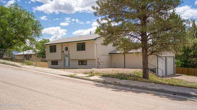501 Campbell St -, Moorcroft, WY 82721 (MLS #21-1045) :: Team Properties