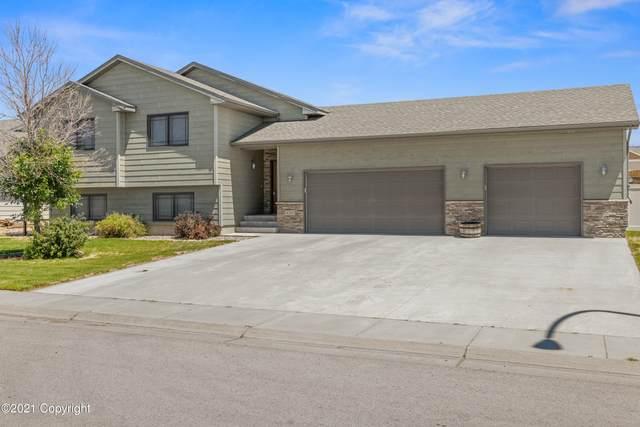 4205 Quarter Horse Ave -, Gillette, WY 82718 (MLS #21-1049) :: 411 Properties